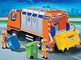 PLAYMOBIL 4418 - Stadtleben Aktion - Müllabfuhr