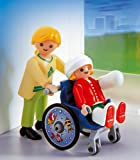 PLAYMOBIL 4407 - Kinderrollstuhl