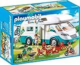 PLAYMOBIL 70088 Family Fun Familien-Wohnmobil, bunt
