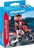 Playmobil 9357 - Motocross-Fahrer Spiel