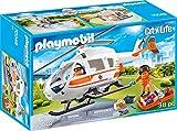 PLAYMOBIL 70048 City Life Rettungshelikopter, bunt