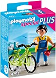Playmobil 4791 - Handwerker mit Fahrrad