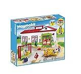 PLAYMOBIL 43729233 Kindergarten Spielfiguren Set, Mehrfarbig