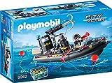 Playmobil 9362 - SEK-Schlauchboot Spiel