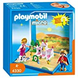PLAYMOBIL 4330 - MicroWelt Märchenschloss