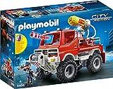 PLAYMOBIL 9466 Spielzeug-Feuerwehr-Truck