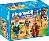 PLAYMOBIL 9497 Spielzeug-Heilige DREI Könige, Unisex-Kinder