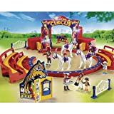 Playmobil 5057 - Zirkus - Große Zirkus-Arena mit LED-Beleuchtung