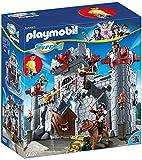 Playmobil 6697 - Burg des Schwarzen Barons zum Mitnehmen