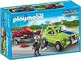 Playmobil 6111 - Service-Fahrzeug mit Rasenmäher