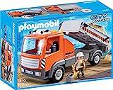 PLAYMOBIL 6861 - Baustellen-LKW