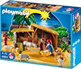 PLAYMOBIL 4884 - Große Krippe mit Stall