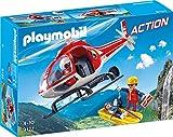 Playmobil 9127 - Bergretter-Helikopter