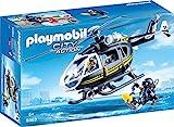 Playmobil 9363 - SEK-Helikopter Spiel