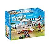 PLAYMOBIL Wild Life 6938 Safari Flugzeug, Ab 4 Jahren [Exklusiv bei Amazon]