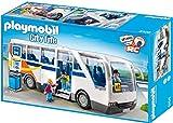 PLAYMOBIL City Life 5106 Schulbus, ab 4 Jahren [Exklusiv bei Amazon]