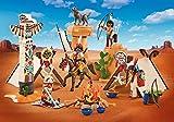 Playmobil – 9899 – Western – Camps der Indianer – in Kunststoffverpackung – keine blaue...