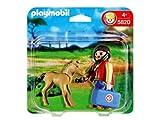 PLAYMOBIL® 5820 - Tierärztin und Fohlen