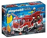 Playmobil City Action 9464 Feuerwehr-Rüstfahrzeug mit Licht und Sound, Ab 5 Jahren