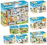Playmobil® City Life 8er Set 70190 70192 70193 70194 70195 70196 70197 70198 Krankenhaus +...