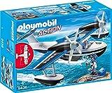 PLAYMOBIL City Action 9436 Polizei-Wasserflugzeug, Ab 4 Jahren