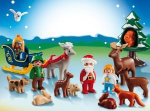 Ein Playmobil Adventskalender