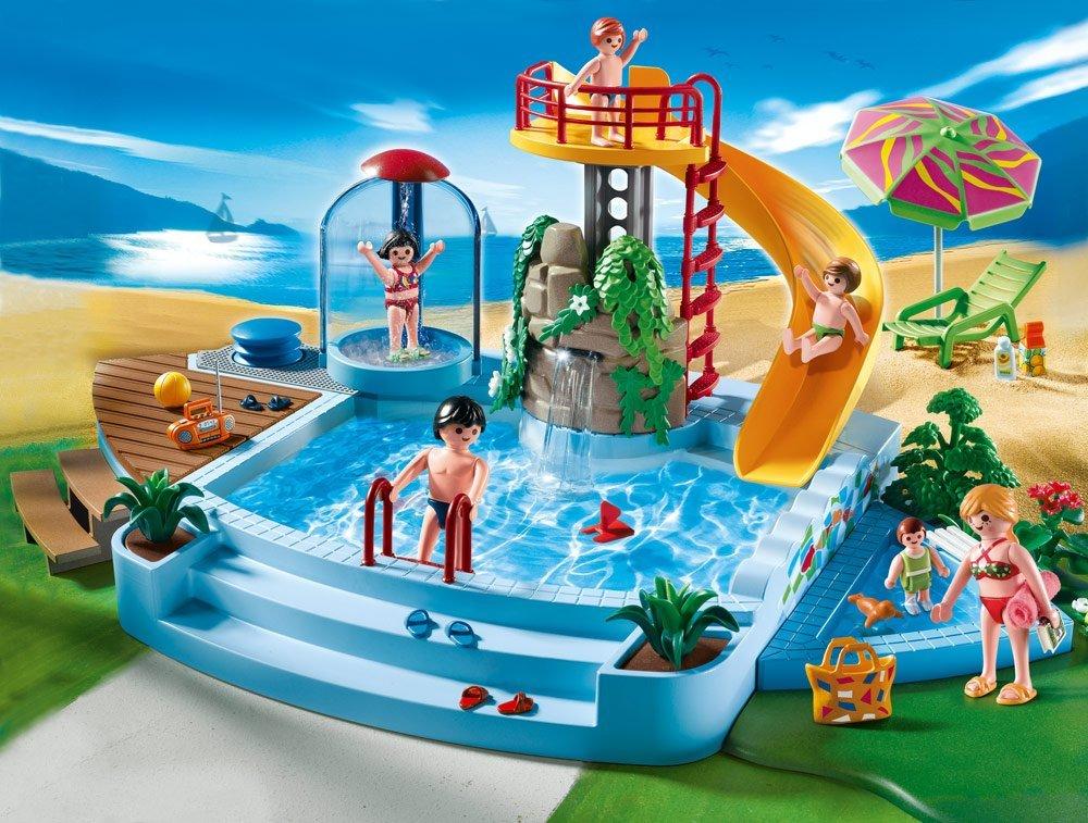 playmobil schwimmbad kauf und testplaymobil spielzeug. Black Bedroom Furniture Sets. Home Design Ideas