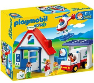 Playmobil Krankenhaus für Kleinkinder