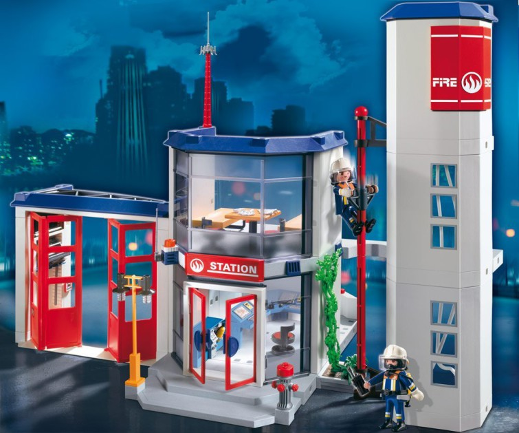 playmobil feuerwehr kauf und testplaymobil spielzeug online kaufen und bestellen. Black Bedroom Furniture Sets. Home Design Ideas