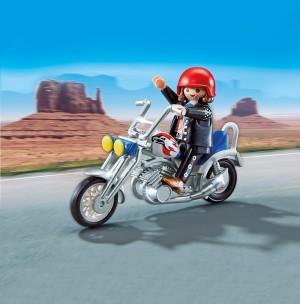 Playmobil Motorrad
