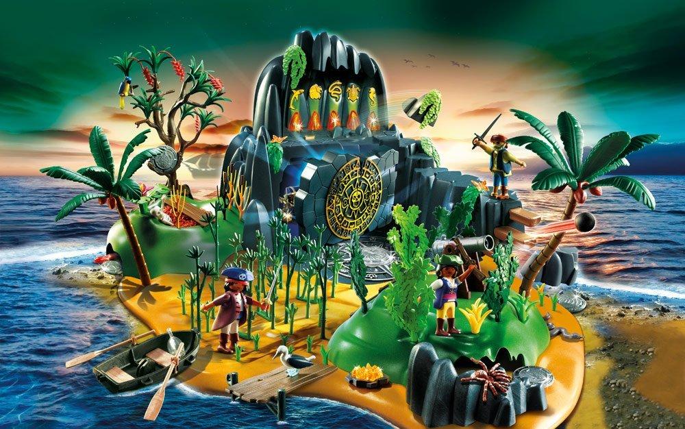 Playmobil Pirateninsel Kauf Und Testplaymobil Spielzeug Online