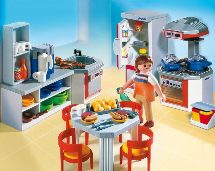 Playmobil Küche 5582 | Playmobil Kuche Kauf Und Test