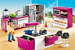 Playmobil Designerküche