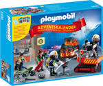 Playmobil Polizei Adventskalender