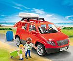 Playmobil Familienauto