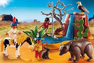 Wassergrube von Playmobil