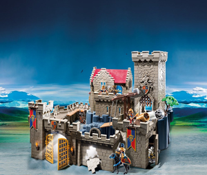 Playmobil Löwenritterburg