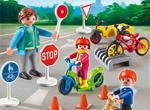 Playmobil Fahrrad und Set