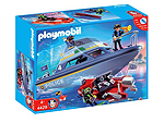 Playmobil Boot