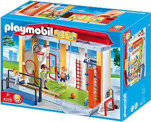 Playmobil Sporthalle
