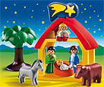 Playmobil Krippe
