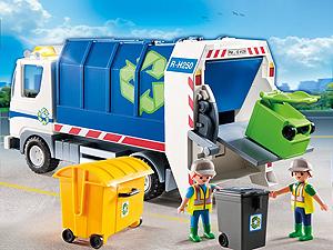 Playmobil Müllauto