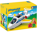 Playmobil Flugzeug für jüngere Kinder