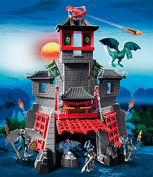Playmobil Drachenburg