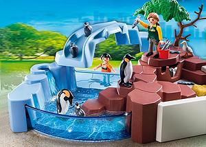 Playmobil Pinguine
