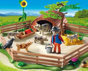 Schweinefarm von Playmobil