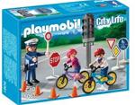 Playmobil Verkehrserziehung