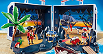 Playmobil Pirateninsel Schatzkoffer