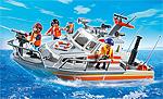 Playmobil Rettungskreuzer