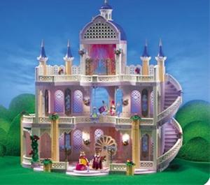 Playmobil Traumschloss